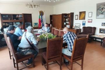 Кметът и неговите заместници проведоха поредна приемна за граждани