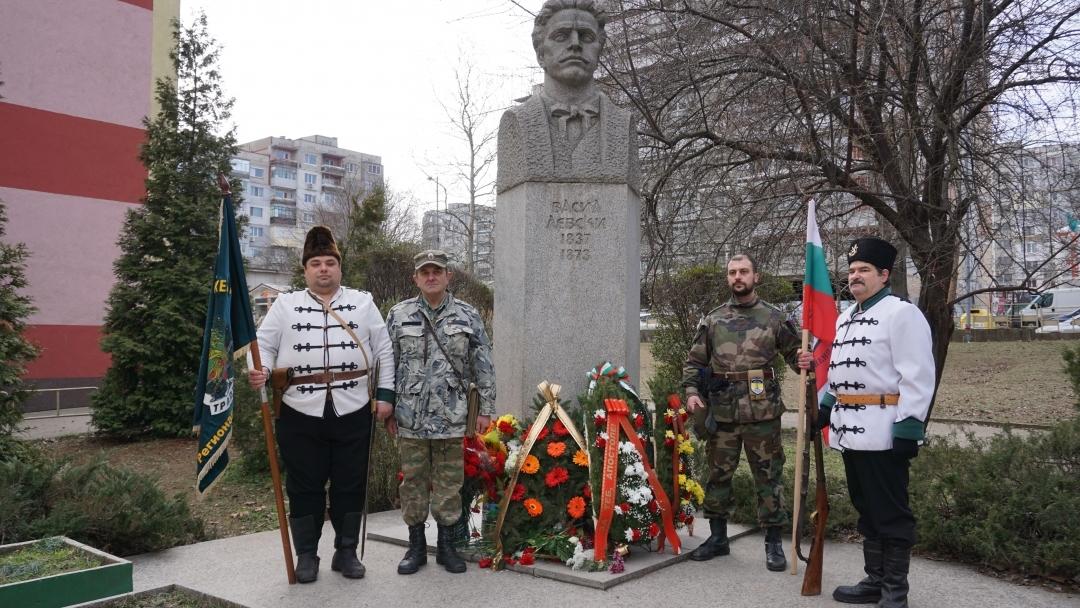 Русе отбелязва 148 години от смъртта на Апостола на свободата Васил Левски