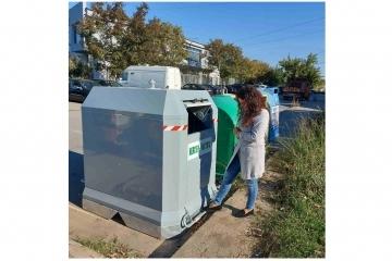В Русе стартира модернизация на системата за събиране на битови отпадъци