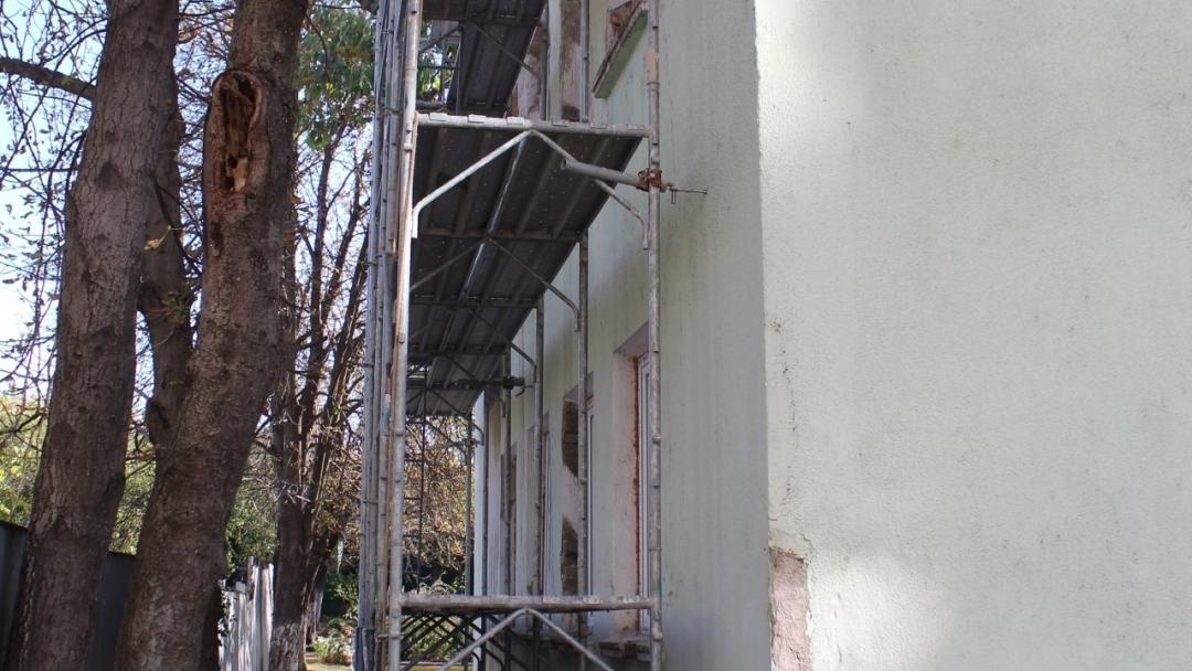 """Състоя се първа копка на обект ДГ """"Пинокио"""" 1 по проект """"Ремонт на пет общински учебни заведения в град Русе, включително прилежащите им дворни пространства"""""""