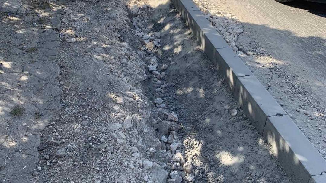 Община Русе продължава да настоява АПИ да възстанови разрушените тротоари в Басарбово и Червена вода