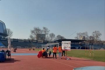 Русе бе домакин на Националния лекоатлетически шампионат по хвърляния