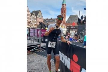Русенецът Момчил Димитров се класира за световното първенство по триатлон в Хаваи