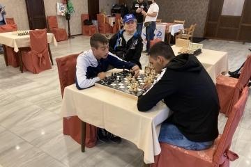 В Русе се проведе състезание по шахмат за хора с увреждания